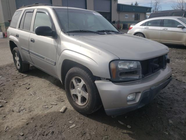 Salvage cars for sale from Copart Eugene, OR: 2002 Chevrolet Trailblazer