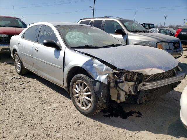 Chrysler Sebring salvage cars for sale: 2002 Chrysler Sebring