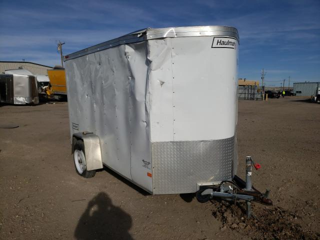 Haulmark salvage cars for sale: 2009 Haulmark Cargo Trailer