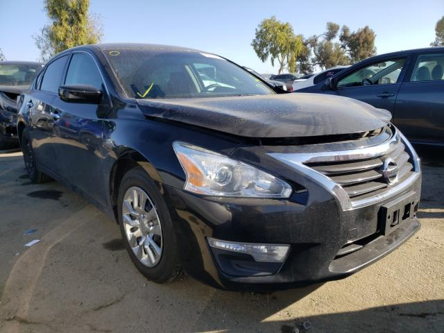 Salvage cars for sale from Copart Martinez, CA: 2015 Nissan Altima 2.5