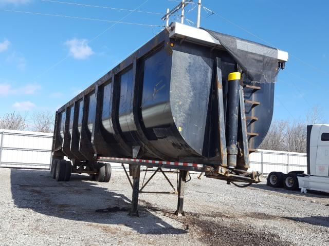 Manac Inc Trailer salvage cars for sale: 2016 Manac Inc Trailer