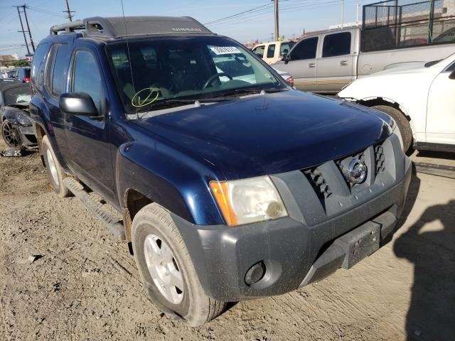Nissan salvage cars for sale: 2007 Nissan Xterra OFF