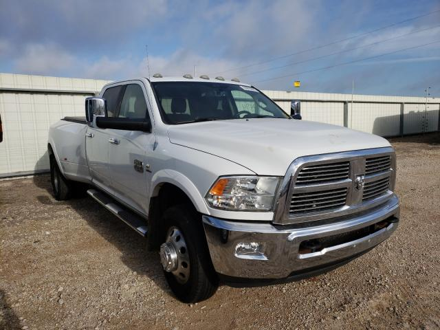 Salvage cars for sale from Copart Temple, TX: 2012 Dodge RAM 3500 L