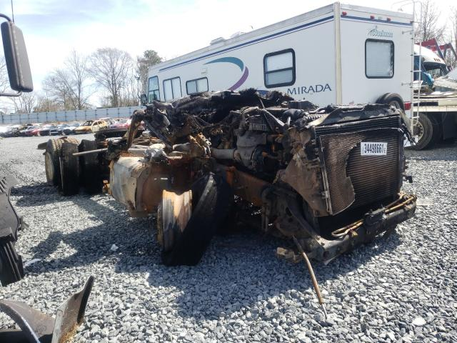 Salvage cars for sale from Copart Byron, GA: 2014 Freightliner Cascadia 1