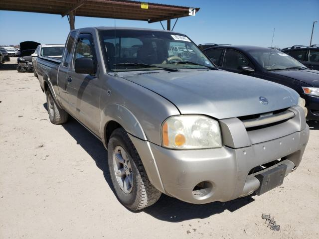 Salvage cars for sale from Copart Temple, TX: 2003 Nissan Frontier K