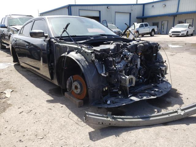 Salvage 2018 DODGE CHARGER - Small image. Lot 35792961