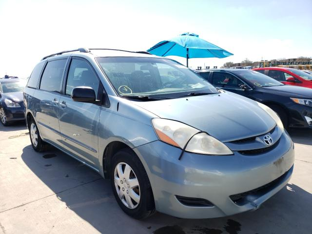 2008 TOYOTA SIENNA CE - Other View