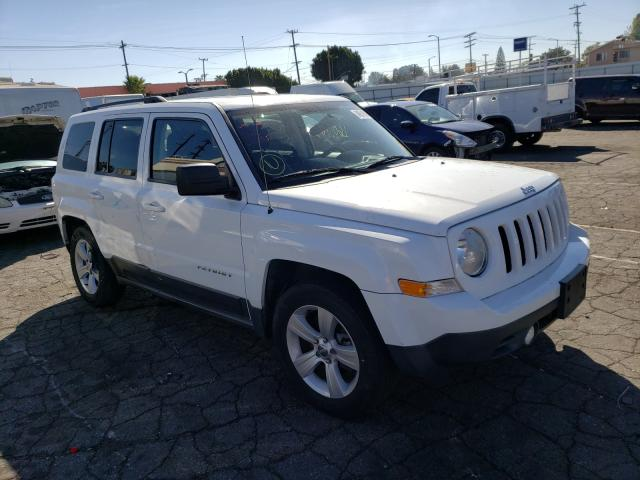 2013 JEEP PATRIOT SP 1C4NJPBB8DD223637