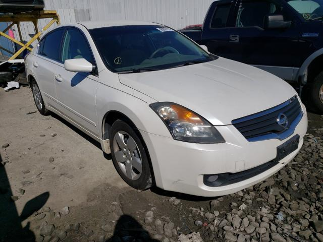 Salvage cars for sale from Copart Windsor, NJ: 2008 Nissan Altima 2.5