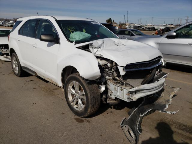 Chevrolet Equinox salvage cars for sale: 2015 Chevrolet Equinox
