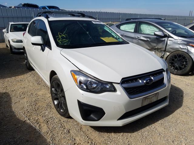 Salvage cars for sale from Copart Anderson, CA: 2013 Subaru Impreza SP
