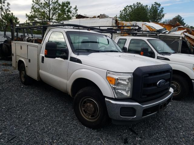 Salvage cars for sale from Copart Byron, GA: 2013 Ford F250 Super