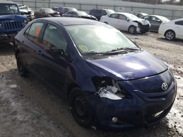 Salvage cars for sale from Copart Hueytown, AL: 2008 Toyota Yaris