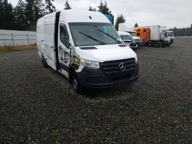 Mercedes-Benz Sprinter 2 Vehiculos salvage en venta: 2019 Mercedes-Benz Sprinter 2