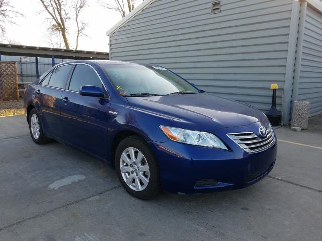 2007 Toyota Camry Hybrid for sale in Sacramento, CA