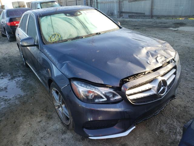 Vehiculos salvage en venta de Copart Los Angeles, CA: 2016 Mercedes-Benz E 400