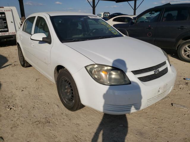 Salvage cars for sale from Copart Temple, TX: 2010 Chevrolet Cobalt 1LT