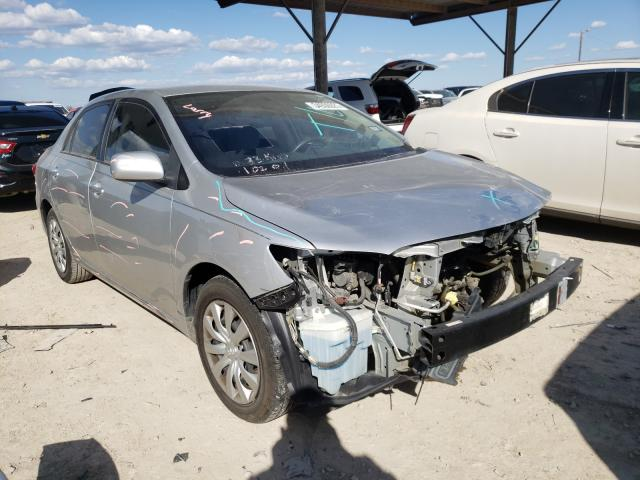 Salvage cars for sale from Copart Temple, TX: 2012 Toyota Corolla BA