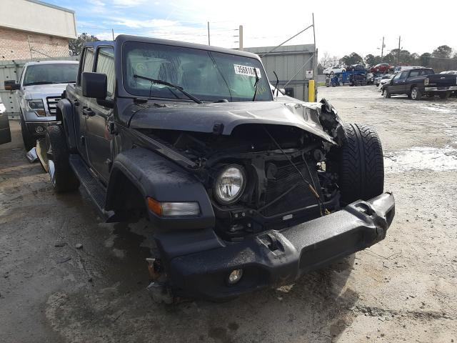 Salvage cars for sale from Copart Montgomery, AL: 2018 Jeep Wrangler U