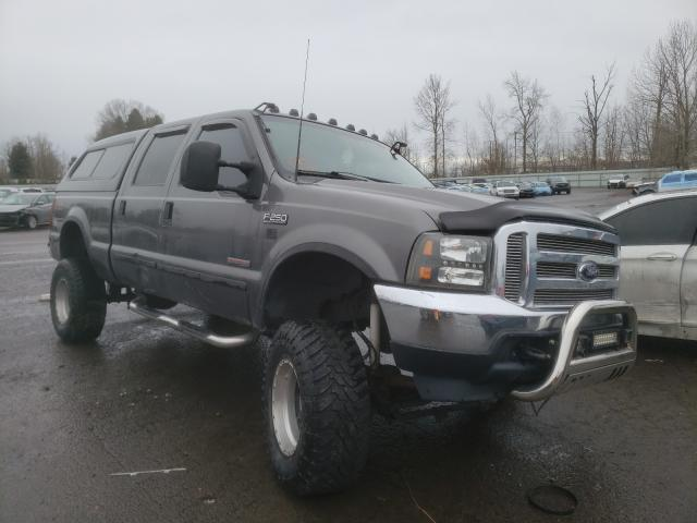 2003 Ford F250 Super en venta en Portland, OR