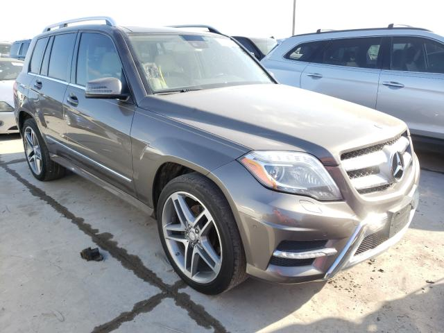 Salvage cars for sale from Copart Grand Prairie, TX: 2013 Mercedes-Benz GLK 350