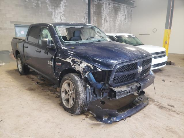 Salvage cars for sale from Copart Chalfont, PA: 2017 Dodge RAM 1500 ST
