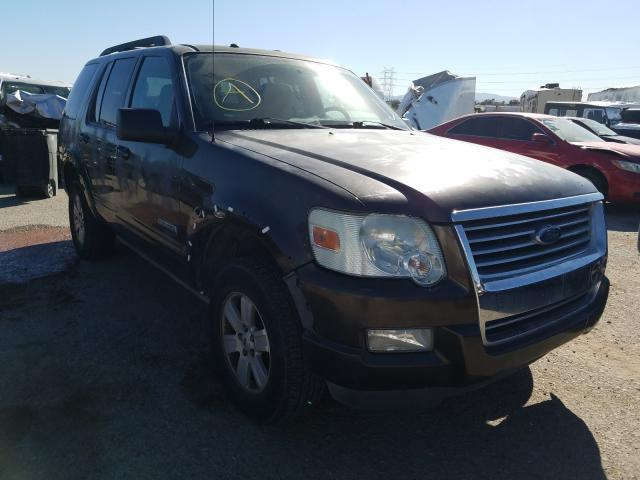 Ford Vehiculos salvage en venta: 2008 Ford Explorer X