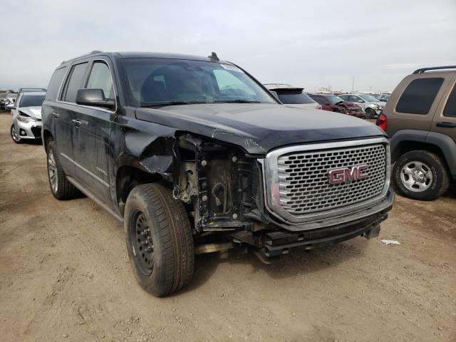 Salvage cars for sale from Copart Brighton, CO: 2016 GMC Yukon Dena