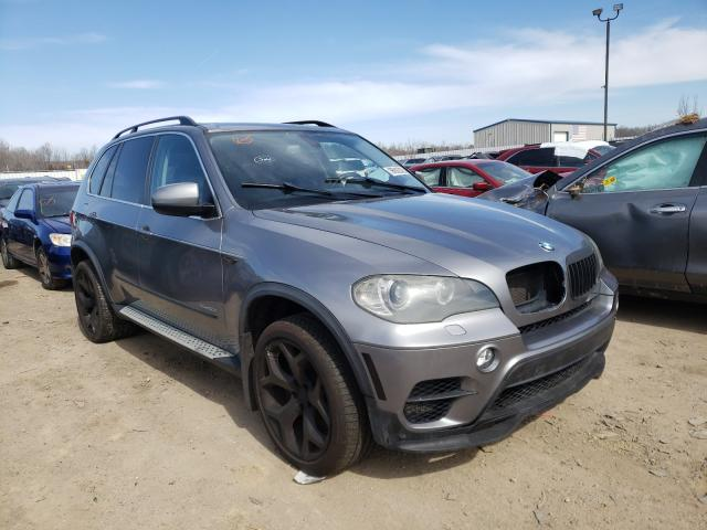 Salvage cars for sale from Copart Louisville, KY: 2011 BMW X5 XDRIVE5