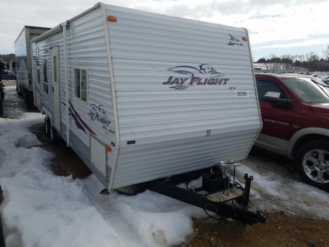 Jayco Trailer salvage cars for sale: 2007 Jayco Trailer
