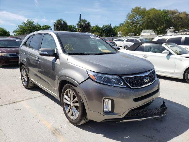 2014 KIA Sorento SX for sale in Riverview, FL