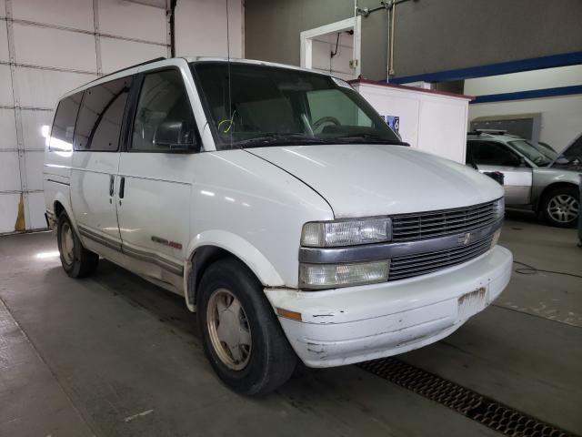 Salvage cars for sale from Copart Pasco, WA: 1995 Chevrolet Astro