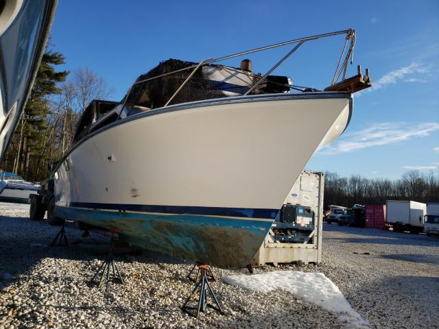 Salvage boats for sale at West Warren, MA auction: 1977 Other Boat