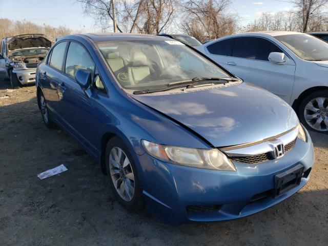 2009 Honda Civic EXL en venta en Baltimore, MD