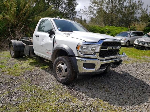 Salvage cars for sale from Copart Kapolei, HI: 2019 Dodge RAM 4500