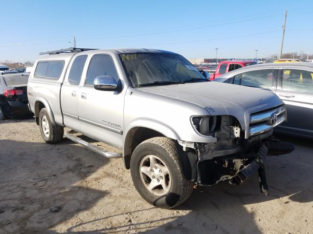 Salvage cars for sale from Copart Indianapolis, IN: 2003 Toyota Tundra ACC