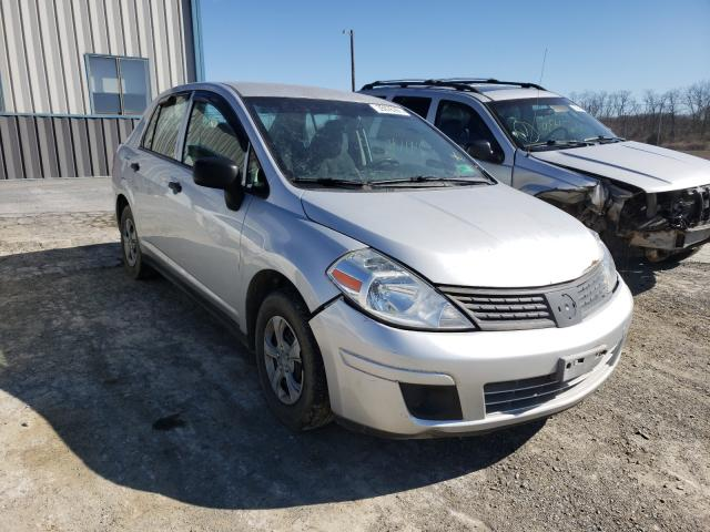 Salvage cars for sale from Copart Chambersburg, PA: 2009 Nissan Versa S