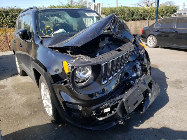 Jeep Vehiculos salvage en venta: 2020 Jeep Renegade L