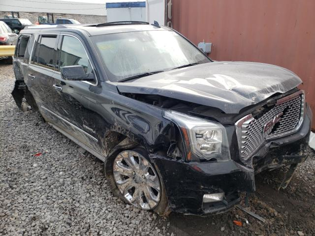 Salvage cars for sale from Copart Hueytown, AL: 2016 GMC Yukon Dena