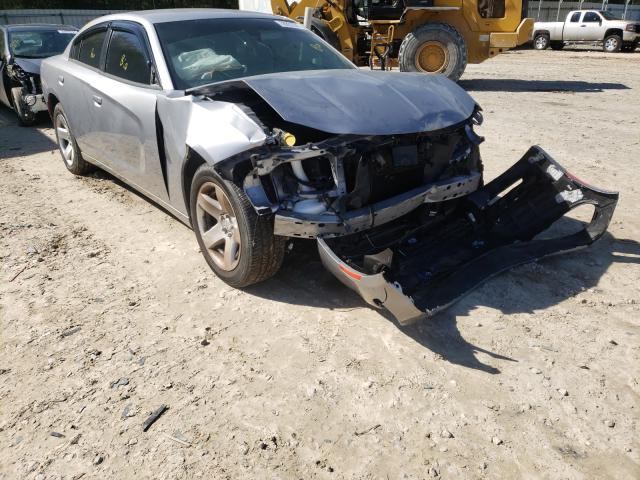 Salvage cars for sale from Copart Midway, FL: 2018 Dodge Charger PO