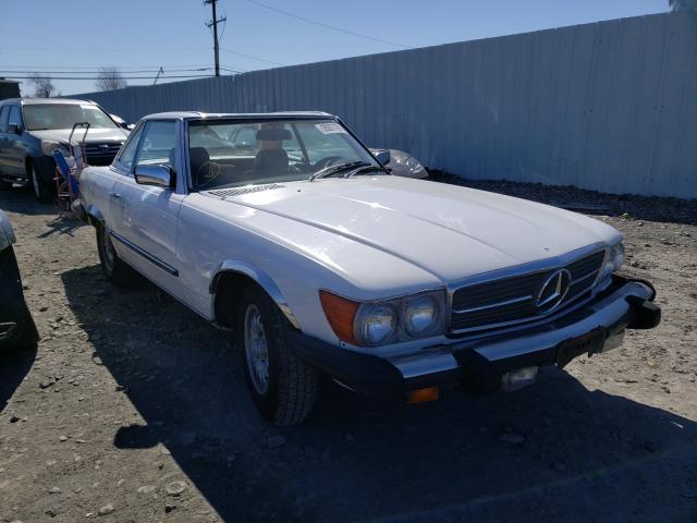 1980 Mercedes-Benz 450SL Conv for sale in Windsor, NJ