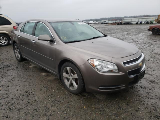 Salvage cars for sale from Copart Arlington, WA: 2012 Chevrolet Malibu 1LT