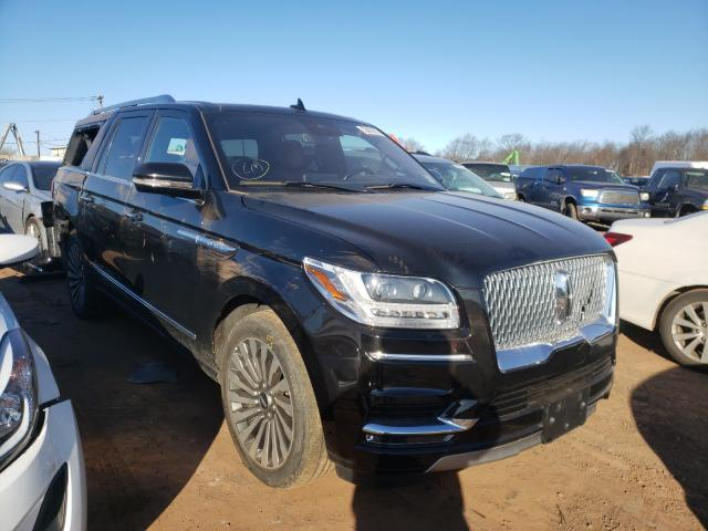 Lincoln salvage cars for sale: 2018 Lincoln Navigator