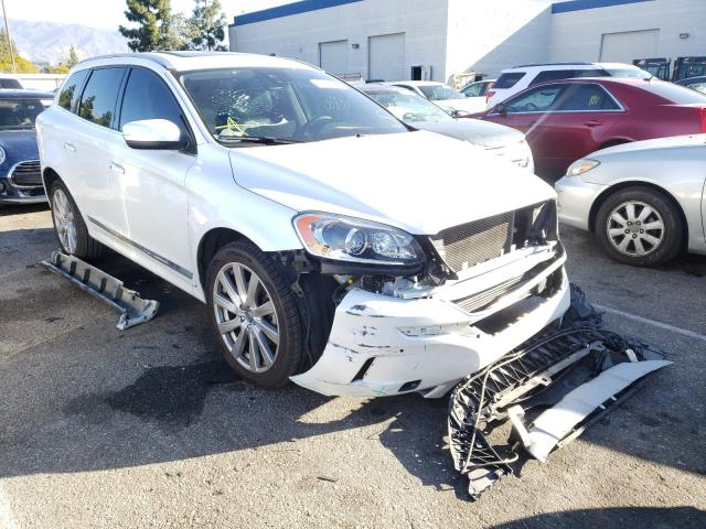 Salvage cars for sale from Copart Rancho Cucamonga, CA: 2017 Volvo XC60 T5 IN