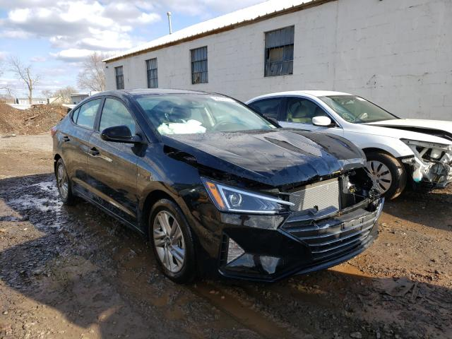 Salvage cars for sale from Copart Hillsborough, NJ: 2020 Hyundai Elantra SE