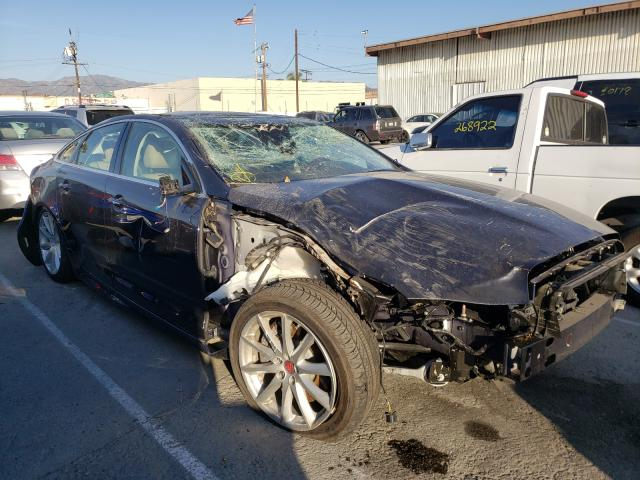Jaguar salvage cars for sale: 2019 Jaguar XJ