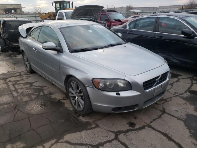 Salvage cars for sale from Copart Tulsa, OK: 2010 Volvo C70 T5