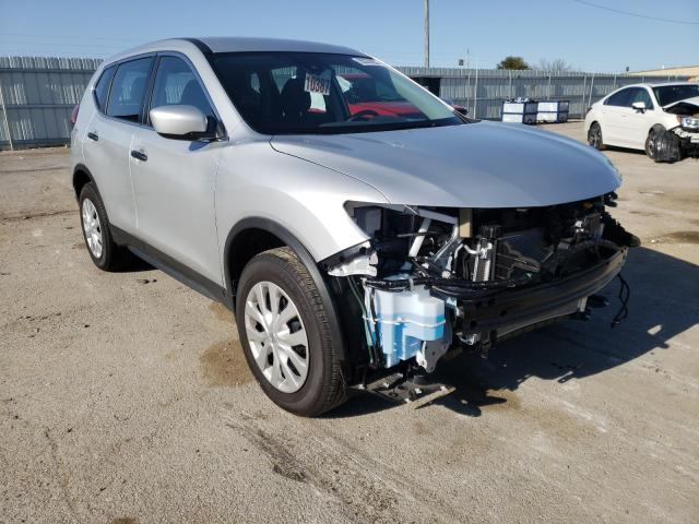 Salvage cars for sale from Copart Lexington, KY: 2020 Nissan Rogue S