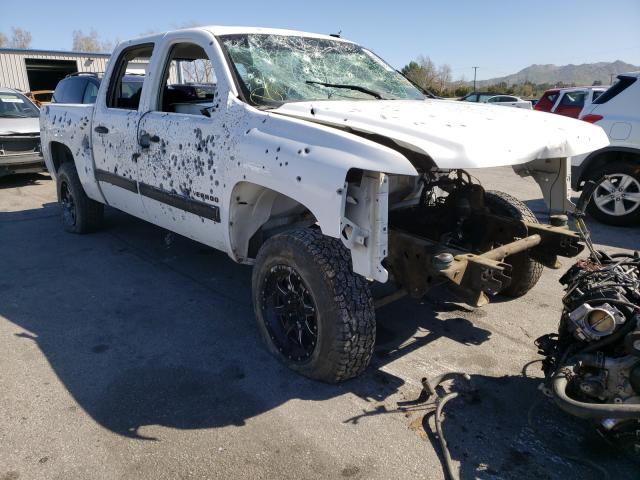 Salvage cars for sale from Copart Colton, CA: 2012 Chevrolet Silverado