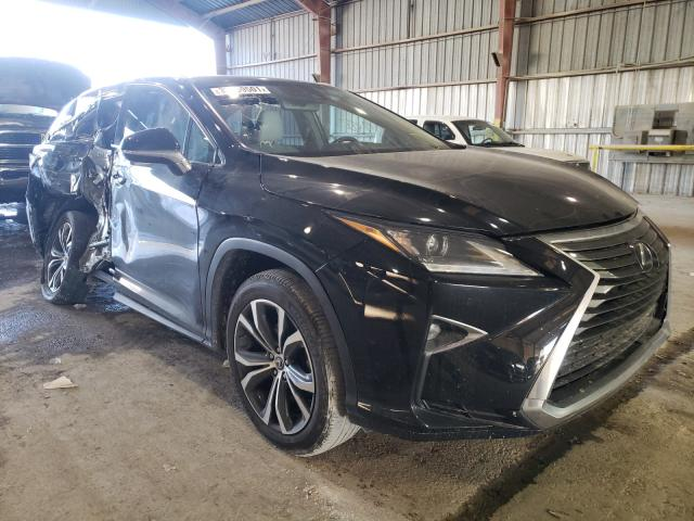 Salvage cars for sale from Copart Greenwell Springs, LA: 2018 Lexus RX 350 L
